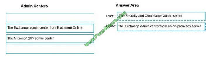 Pass4itsure Ms-201 exam questions-q12-3