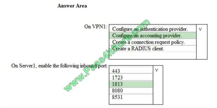 Pass4itsure Ms-500 exam questions-q11-2