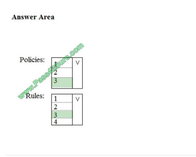 Pass4itsure Ms-500 exam questions-q2-2