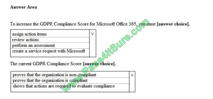 Pass4itsure Ms-500 exam questions-q5-2